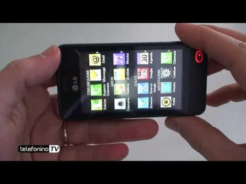 Lg POP gd-510 videoreview da Telefonino.net