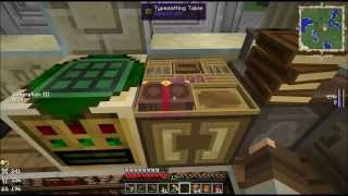 Minecraft Mods: Duplicating Enchanted Books in SkyFactory 2 5 - E15