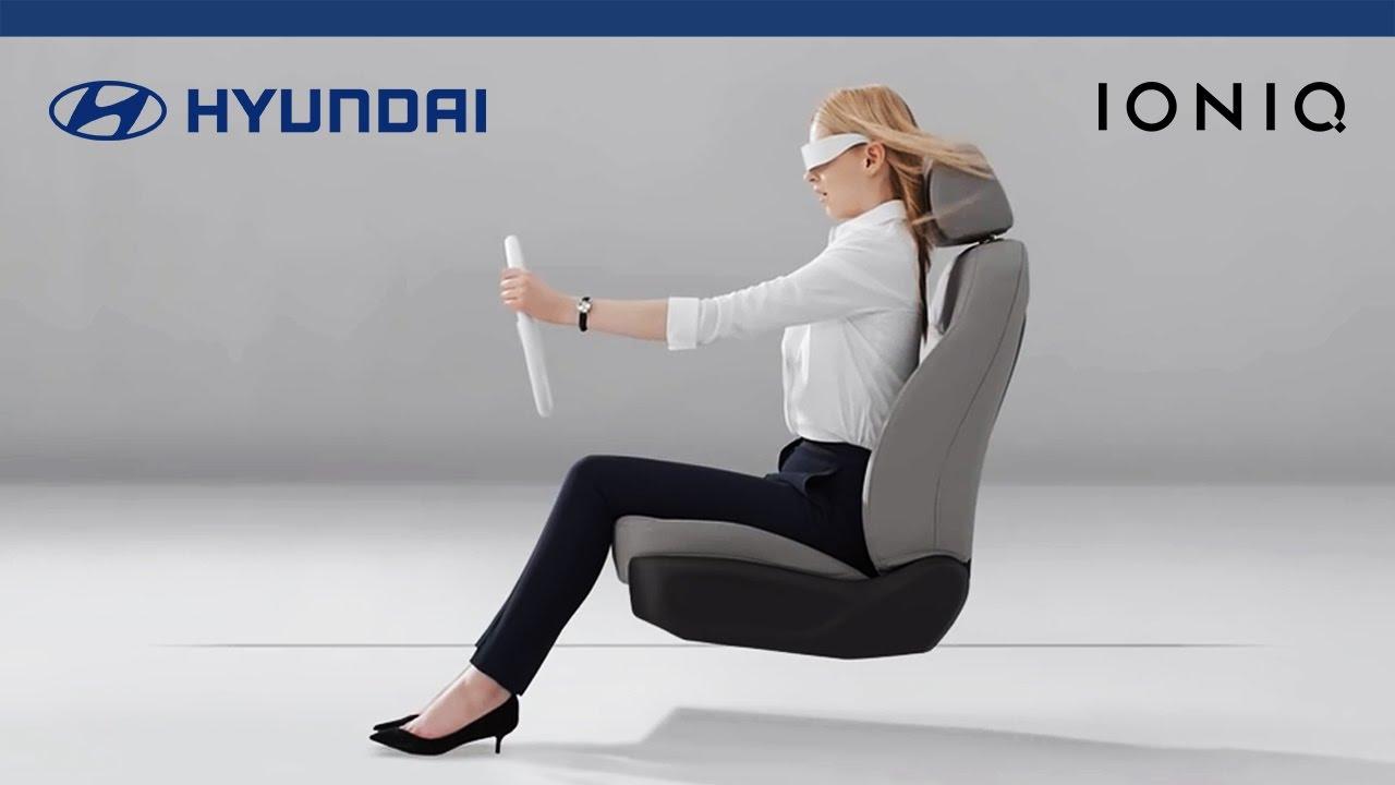 Hyundai Ioniq Hybrid Design 2016 Tv Commercial