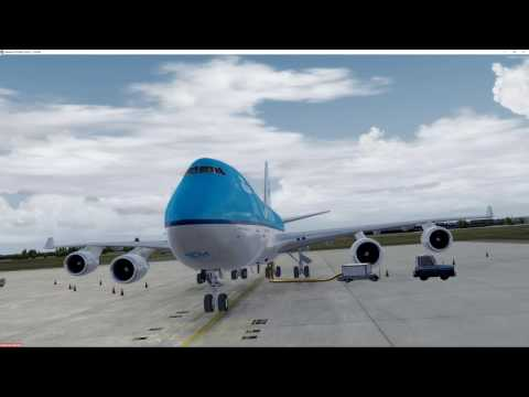 KLM Cargo EHAM/EDDF/UUEE
