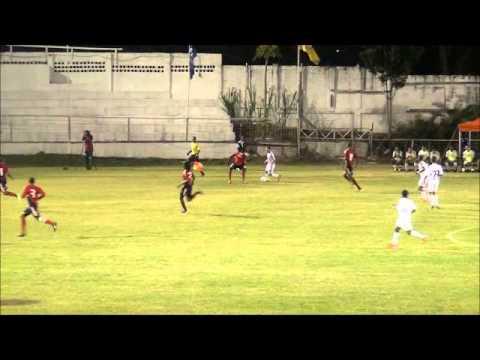 Resumen República Dominicana vs Trinidad