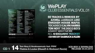 WePLAY CLUB ESSENTIALS VOL. 1 (Official Minimix)