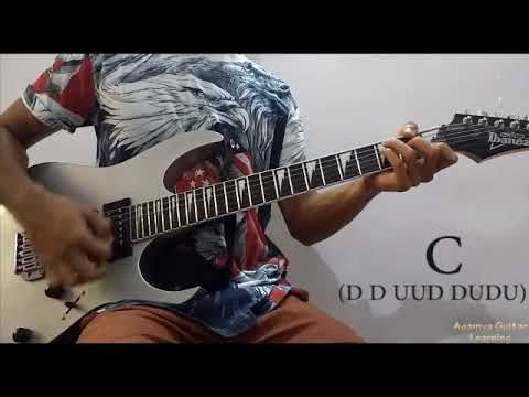 Emptinesstune Mere Jana Guitar Open Chords Lessoncover Lead