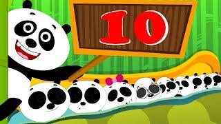 Ten In The Bed   Nursery Rhymes For Kids    Kids Tv   kids nursery rhymes