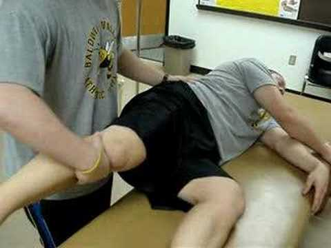 femoral nerve traction test - youtube, Muscles