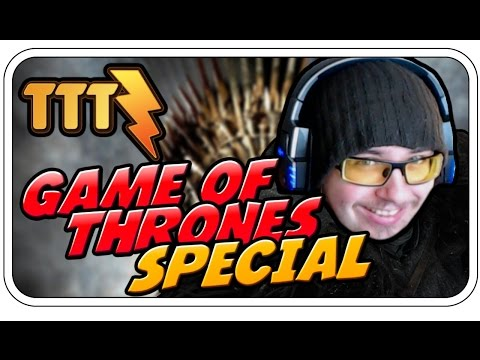 GAME OF THRONES SPECIAL - TROUBLE IN TERRORIST TOWN BLITZ #814 - Let's Play TTT - Dhalucard
