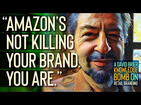 Amazon Breakthrough Revealed: The #1 Branding Problem Facing Retail