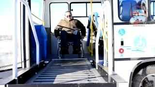 Автобус для перевозки инвалидов ВМК 3044(, 2014-03-14T05:51:00.000Z)