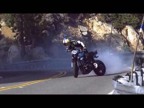 The Raw Sounds of Street Riding at Donner Pass