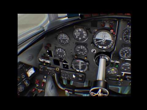 X-Plane 10 - An24 (Felis): корявый полет по кругу в Мурмашах