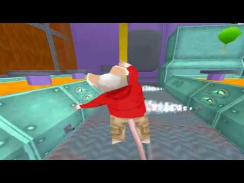 Let's Play Stuart Little 2 Part 6 - Garbage Barge - Memorable for blandness