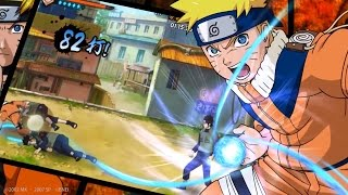 TGC 2015 - Naruto Mobile Gameplay Trailer