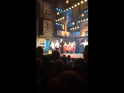 Mustang Sally from The Commitments Theatre Show