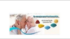 ED Medications - what works and why for erectile dysfunction (impotence) medication