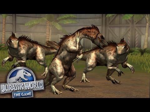 TANYCOLAGREUS VS TANYCOLAGREUS ?! VIP DINOSAUR ?!  Jurassic World The Game Ep 130