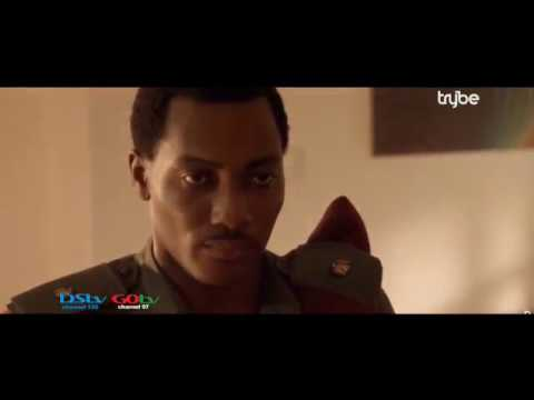 Download Daniel K Daniel, Tope Tedela and Adesua Etomi in 'A Soldier's Story' on TRYBE, October 1st