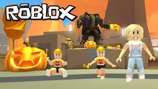 ¡Evento de Halloween! Roblox: ¡Adoptame!