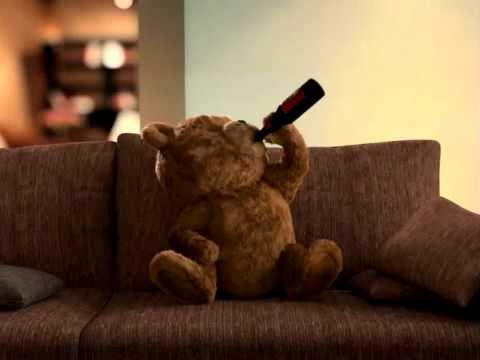 Teddy Ted bear REALLY FUNNY!!!!!