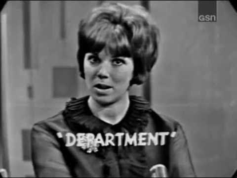 PASSWORD 1965-08-12 Phyllis Newman & Tony Randall