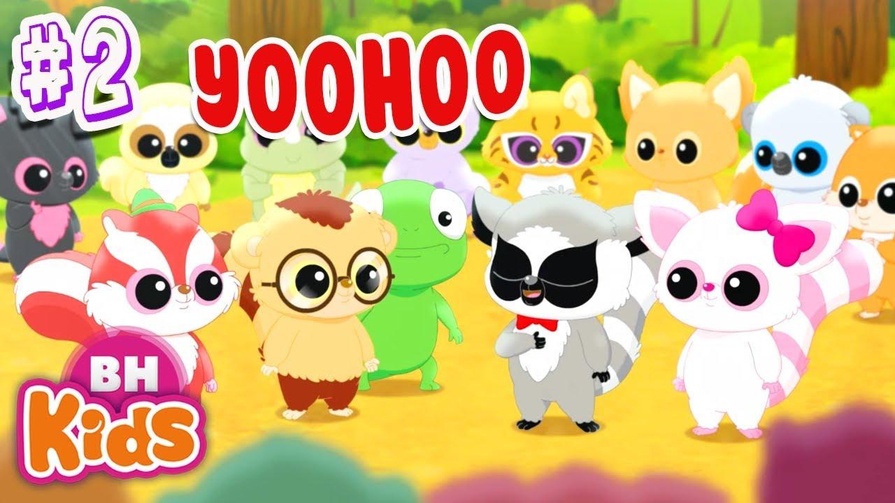 Hoạt Hình YooHoo Phần 2 - Quả Trứng Khủng Long - Phim Hoạt Hình Hay Nhất