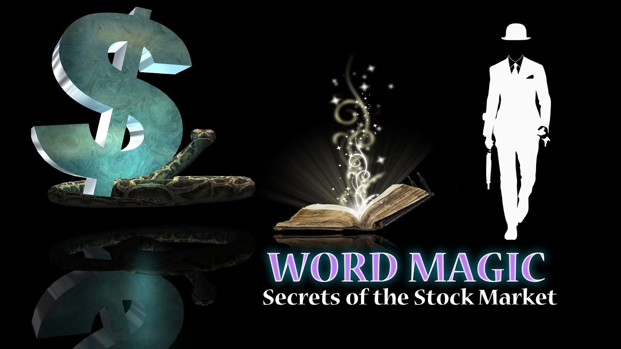 magic words secrets of