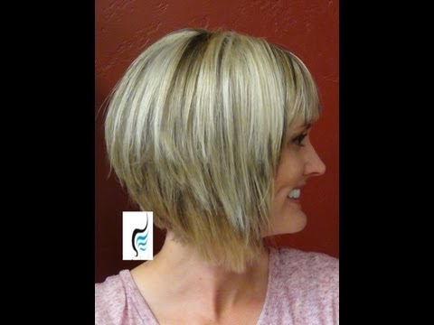 A Line Hairstyles With Short Haircuts and Bangs