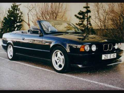 Very Rare Bmw M5 E34 Convertible Youtube