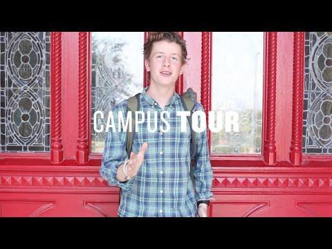 Campus Tour of St. Edward's University — Austin, Texas