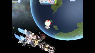 Kerbal Space Program EVA Tutorial