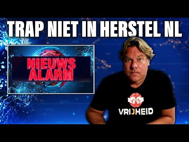 TRAP NIET IN HERSTEL NL - DE JENSEN SHOW #304