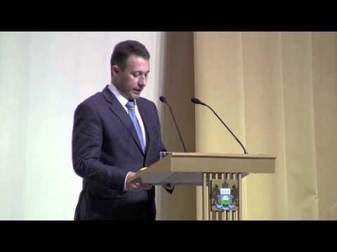 Торжественное празднование 70 летия Тюменской области