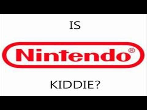What's Nintendo's biggest weakness? Their image...