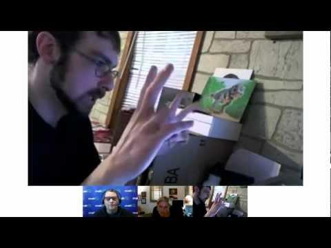 "Digital Artist Cliff Roth - ""Work Increases 500% Using Google+"""