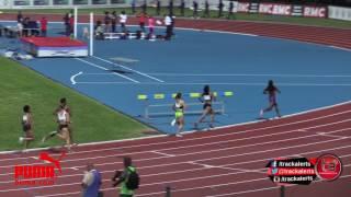 Almanza takes womens 800m GuadeloupeMeeting