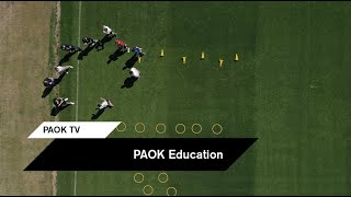 Groin Pain in Football: From A-Z: The Workshop - PAOK TV
