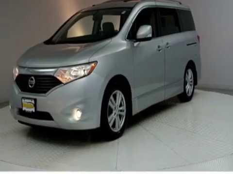 2012 Nissan Quest 4dr SL Van - New Jersey State Auto Auction - Jersey City, NJ