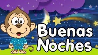 La canción de las buenas noches - Canción para niños - Songs for Kids in spanish