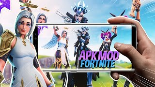 2/3GB RAM!! FORTNITE ANDROID APK MOD FOR MORE INCOMPATIBLE DEVICES-DOWNLOAD APK!
