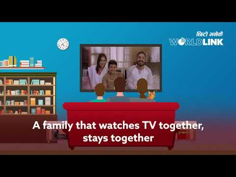 WorldLink - Aba Harek TV Ma YouTube - Family Time - YouTube