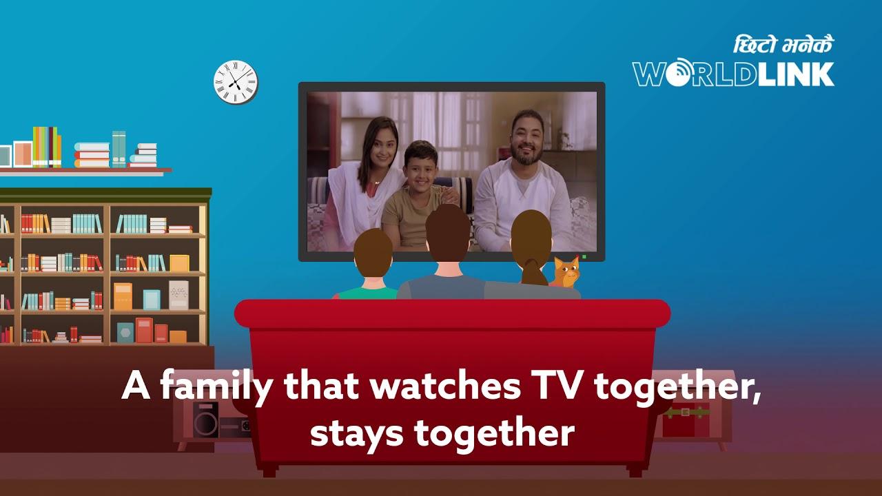 WorldLink - Aba Harek TV Ma YouTube - Family Time