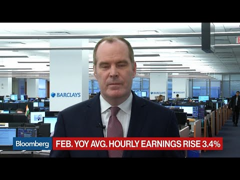 U.S. Jobs Report Mainly a 'Shutdown Effect,' Economist Gapen Says
