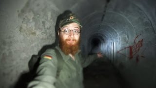 WE FOUND AN ABANDONED WW2 BOMB SHELTER TUNNEL