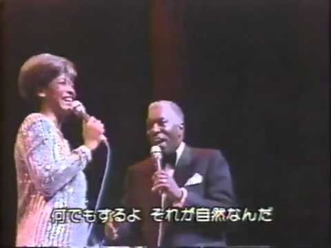 Joe Williams and Nancy Wilson with Count Basie Orch. - All right Okay You Win