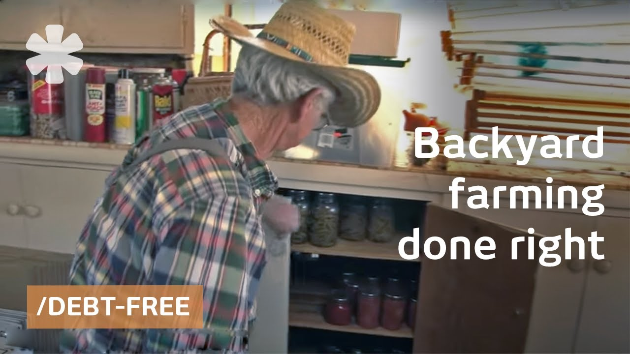 backyard farmers by necessity self sufficient debt free