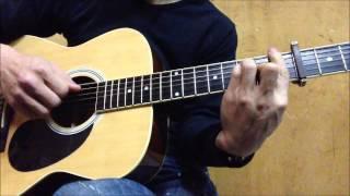 松田聖子 - sweet memories (Acoustic Guitar Solo)