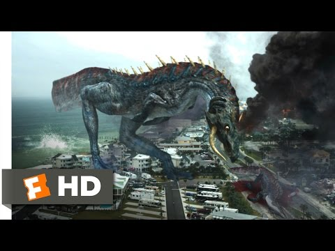 Atlantic Rim (4/10) Movie CLIP - It Hatched (2013) HD