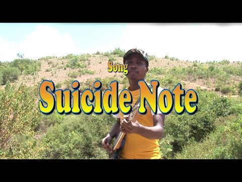 Suicide Note by Kioi Junior