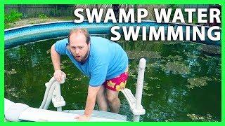 SWAMP WATER SWIMMING (4/20/18 - 04/22/18)
