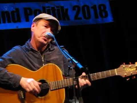 Lied vom Anstand, Rüdiger Bierhorst, Festival Musik und Politik 2018, WABE Berlin