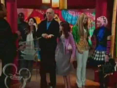 Larry David On Hannah Montana